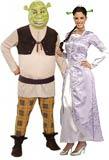Shrek & Fion