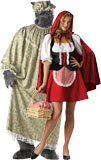 Big Bad Wolf & Little Red Riding Hood