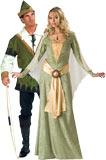 Robin Hood & Maid Marion